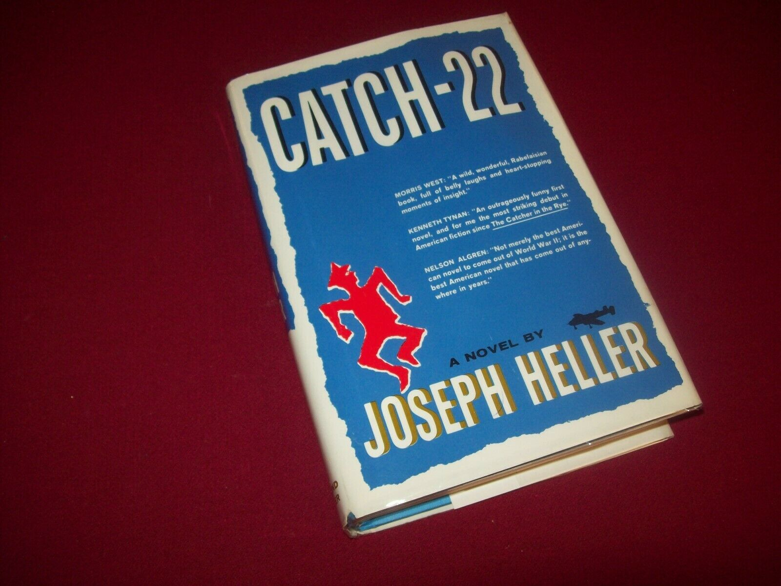 Image result for Captura 22, Joseph Heller