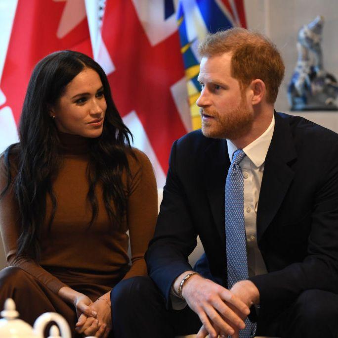 Ducele și ducesa de Sussex vizitează casa din Canada
